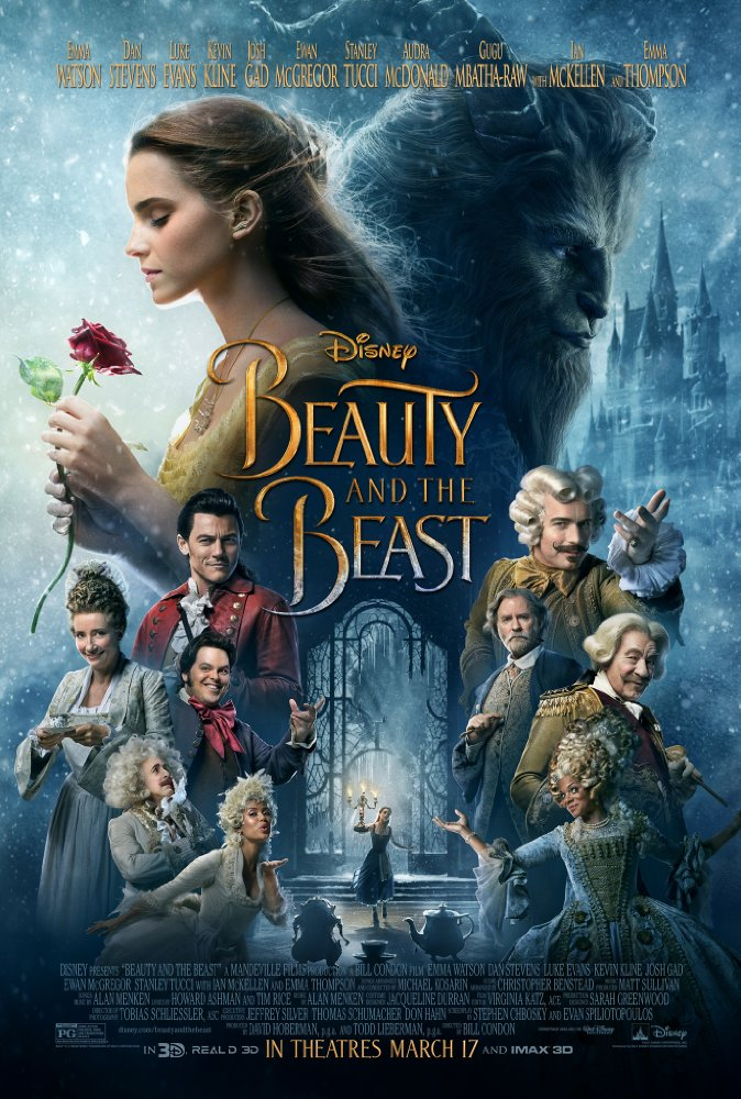 Beauty and the Beast review from someone indifferent to Disney.