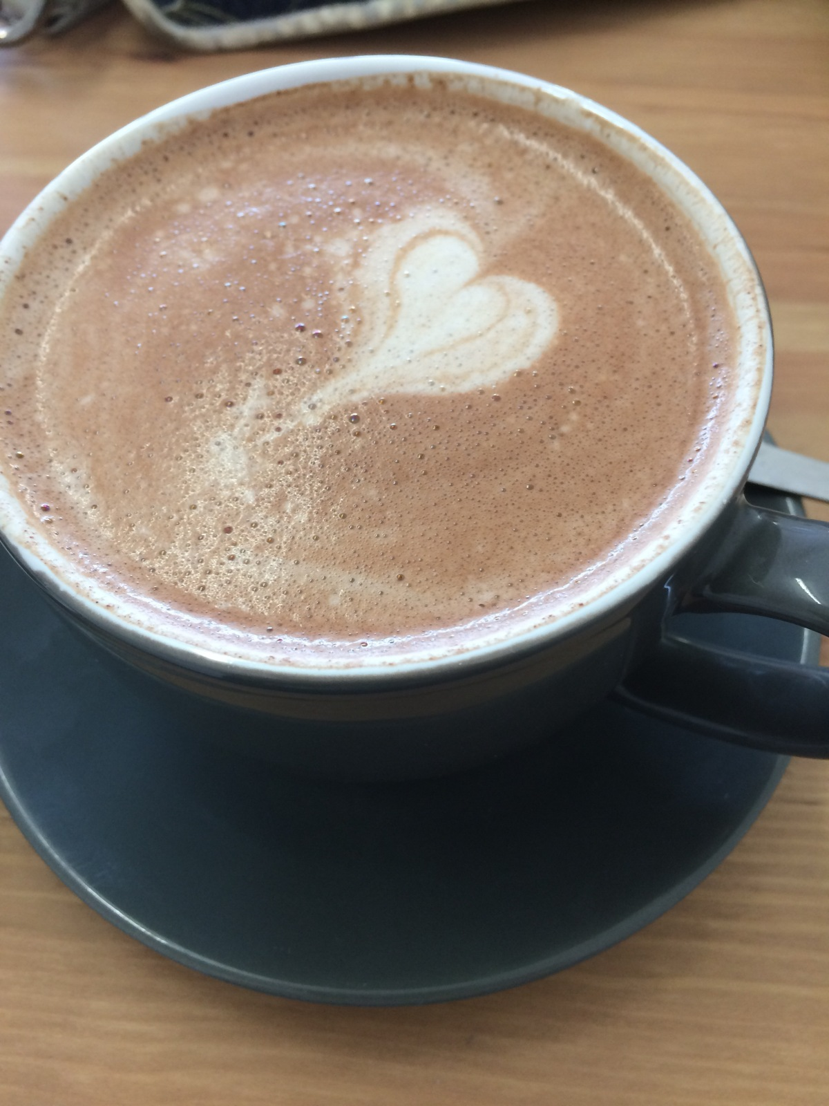Hull hot chocolate at Cocoa Chocolatier