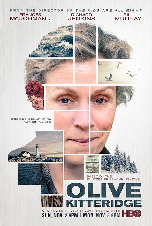 Olive Kitteridge by Emma Stout contains spoilers