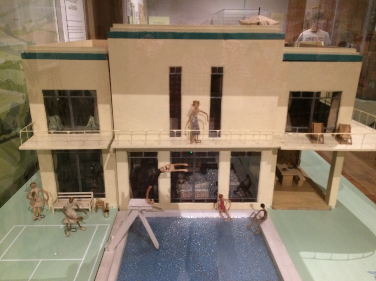 Dolls House Exhibition at Western Park MuseumSheffield