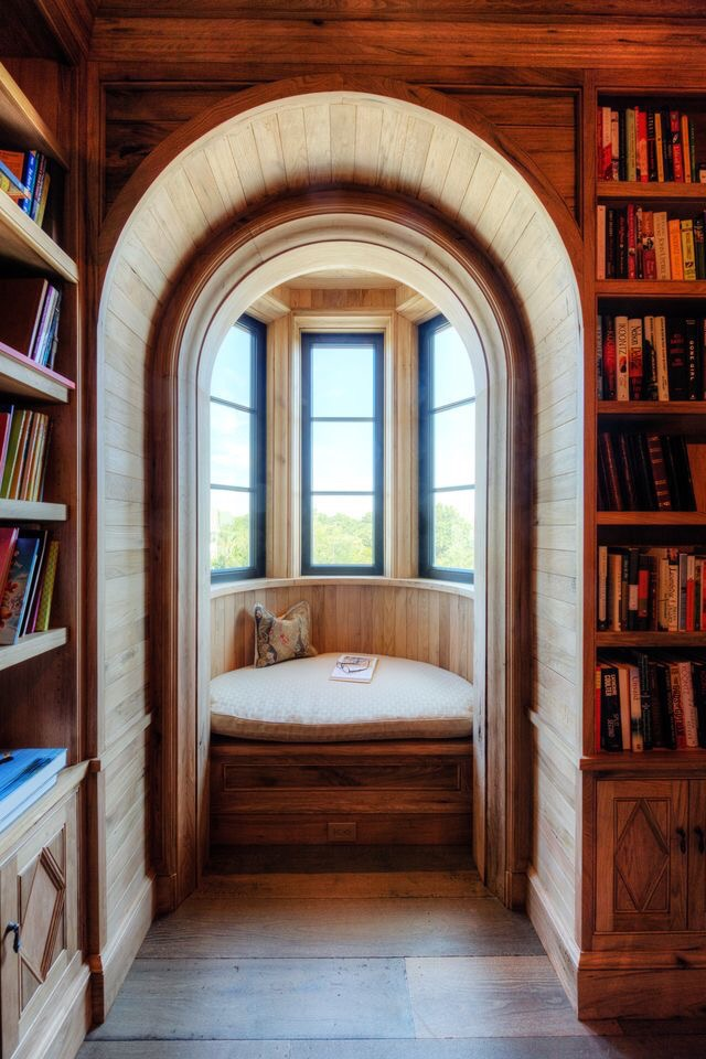 Pintrest Ideas For Window Reading Nooks